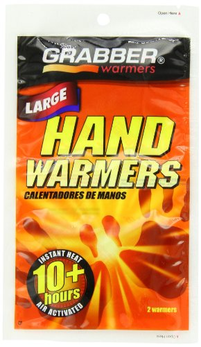 Grabber Warmers Grabber 10+ Hours Large Hand Warmers, 40-Cou