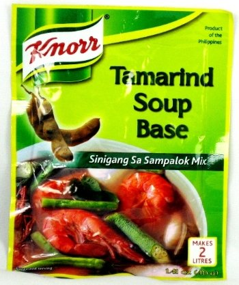 Knorr Soup Base, Tamarind, 1.41 Ounce (Pack of (Sour Soup Base)