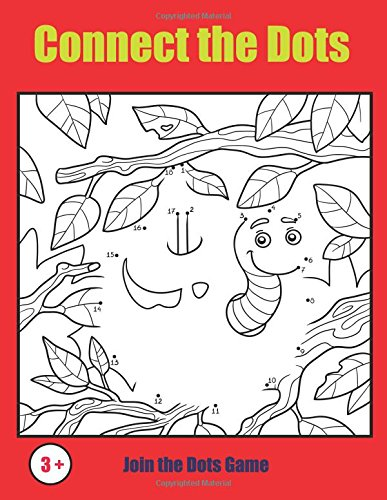 Download Join the Dots Game: 48 dot to dot puzzles for kids aged 4 to 6 (Volume 1) PDF