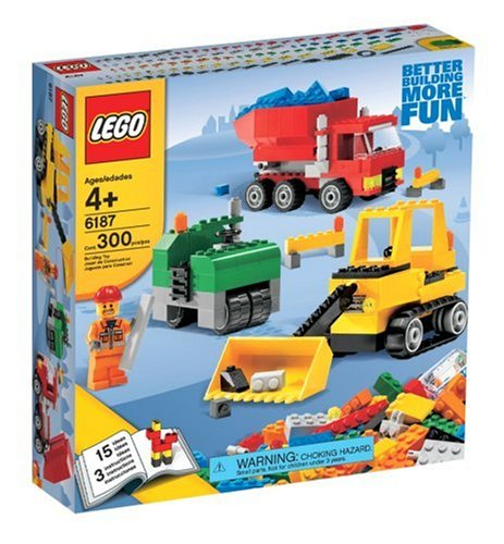 (LEGO Road Construction Set (6187))