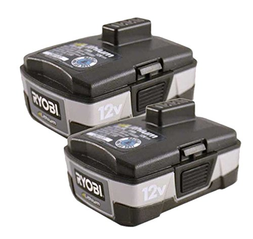 Ah Lith-ion Battery (2-Pack) ()