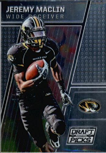 Jeremy Maclin Missouri - 2016 Panini Prizm Draft Picks #49 Jeremy Maclin Missouri Tigers Football Card