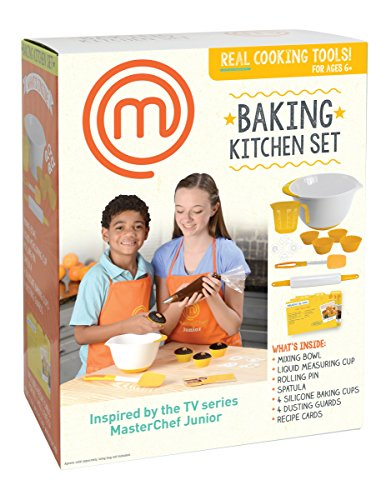 Master Chef Jr. Baking Kitchen Set