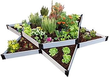 Classic Sienna Raised Garden Bed Garden Star