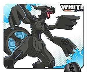 Pokemon the Movie White: Zekrom Mouse Pad, Mousepad (10.2 x 8.3 x 0.12 inches)