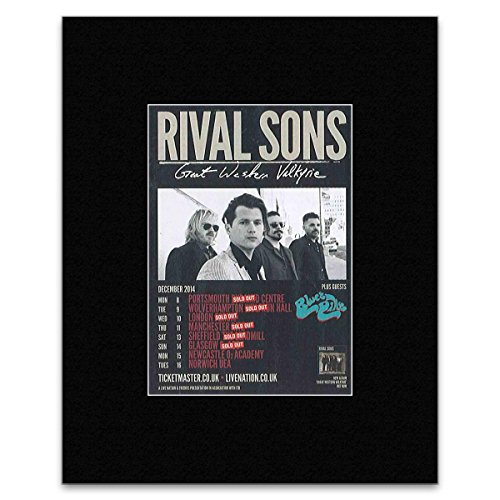rival sons poster - 9