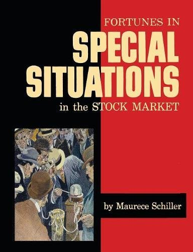 Fortunes in Special Situations in the Stock Market by Martino Fine Books