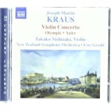 Kraus: Violin Concerto / Azire Olympie (Incidental Music)
