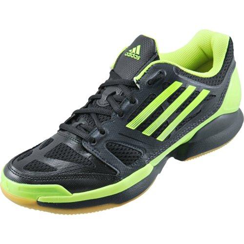 Adidas Womens Crazy Light Volleypro W Black / Phantom / Electricity 10 B - Medium