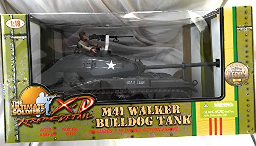 - Ultimate Soldier The M41 Walker Bulldog Tank