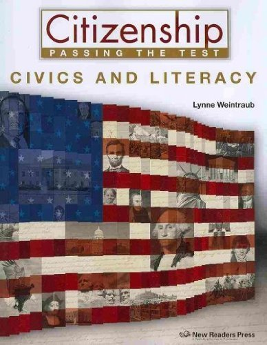 Civics and Literacy (Citizenship Passing the Test) by Weintraub, Lynne (2009) Paperback