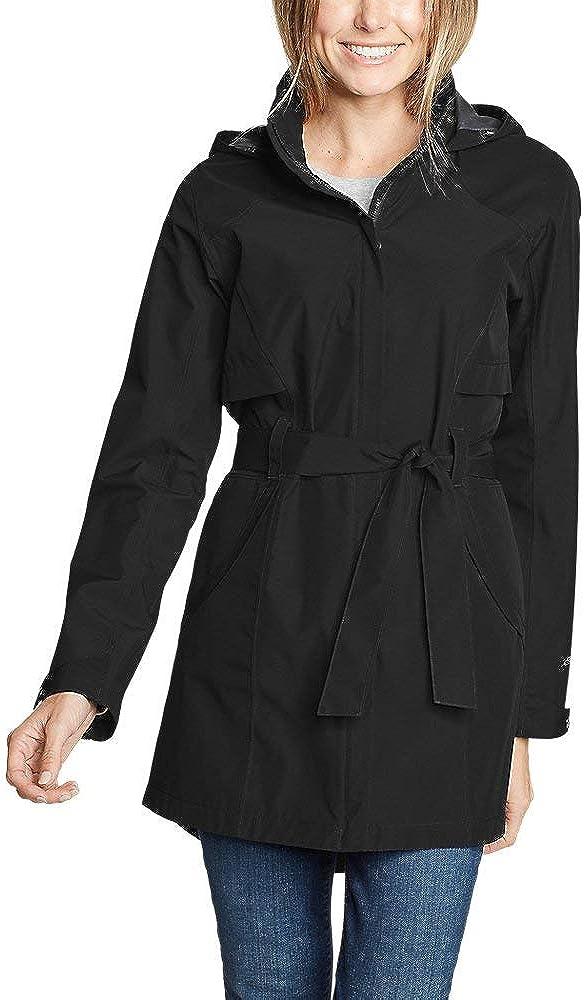 Eddie Bauer Womens Kona Trench Coat