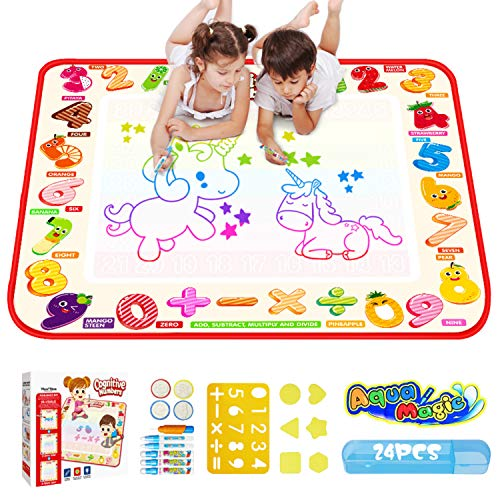 Product Image of the Magic Doodle Mat
