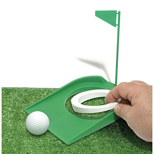 Jef World of Golf Gifts and Gallery, Inc. Adjustable Putting Cup (Green)