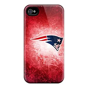 Hot Tpu Covers Cases For Iphone/ 6 Cases Covers Skin - New England Patriots