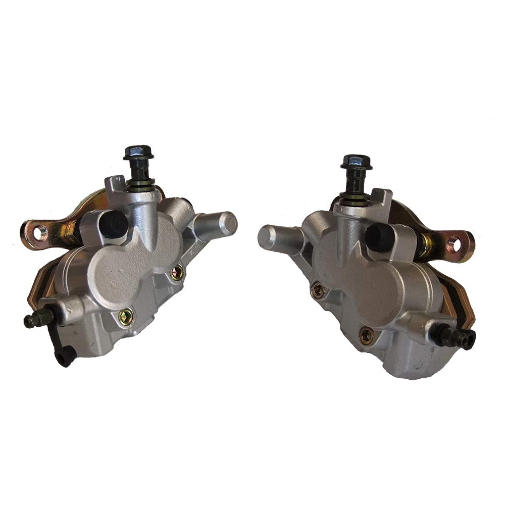 For KAWASAKI KVF 650 KVF750 Left/&Right shamofeng Front Brake Caliper set