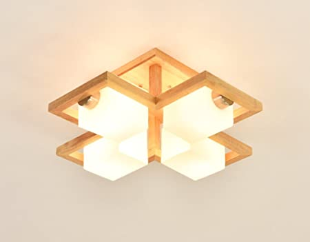 LAMPCHOU Iluminación De Techo De Interior,Personalidad Creativa ...