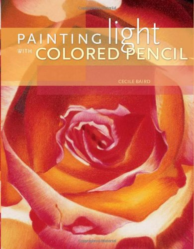 - Painting Light With Colored Pencil