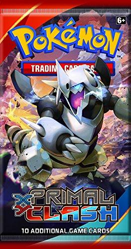Pokemon X Y Primal Clash Booster Pack (1 Random Pack) by Pokémon