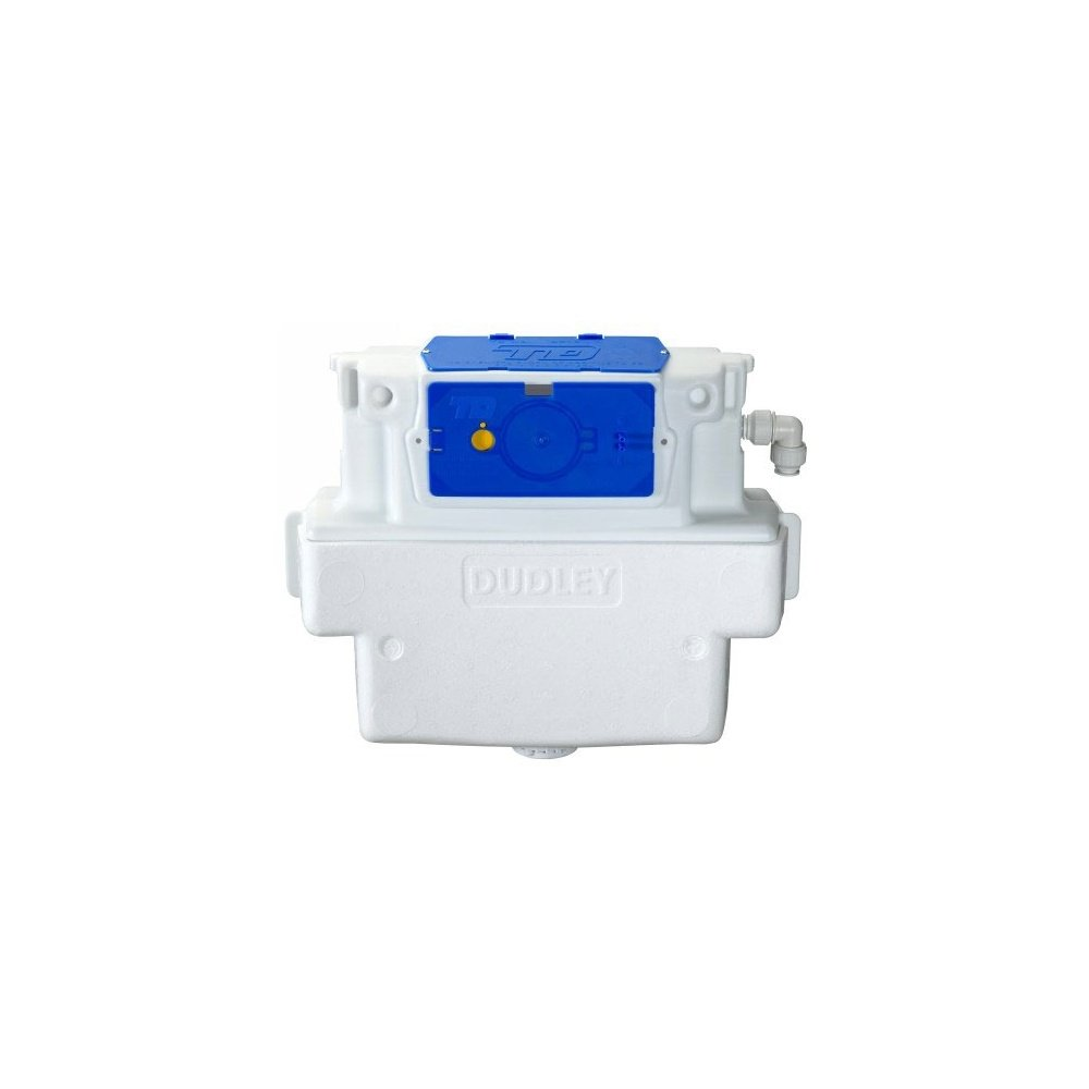 Thomas Dudley Vantage Cistern, Dual Flush - PLUS DUAL FLUSH BUTTON