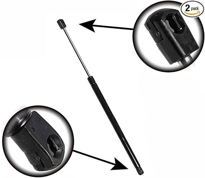 1 Pair Liftgate Hatch Tailgate Lift Support Struts for 2007-2011 Dodge Nitro