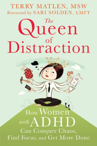 Queen Distraction Women Conquer Chaos product image