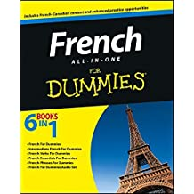 French All-In-One for Dummies, with CD