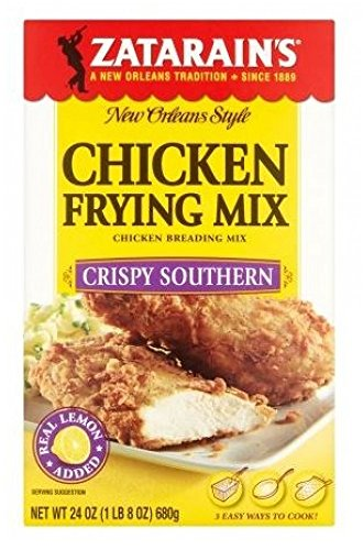 Zatarain's Crispy Southern Chicken Frying Mix, 24 oz
