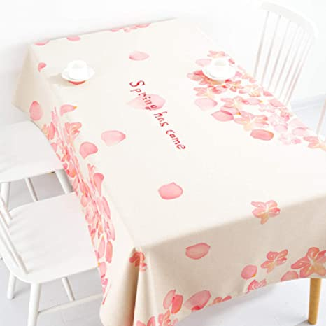 Estilo Japonés Japón Pastoral Flor Mesa Mantel Mantel Toalla ...