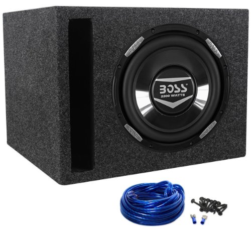 Subwoofers 12' Single Voice Coil (Package: Boss Audio Armor AR10D 10