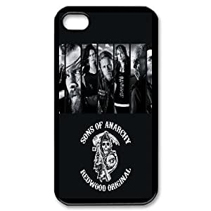 iPhone 4,4S Phone Case Sons of Anarchy 7C04206