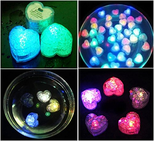 Samgo-Fashion-Colour-Changing-Rocks-Water-LED-Glow-Light-up-Liquid-Sensor-Lights-Submersible-for-Heart-Shape-so-Amazing-12-Pcs