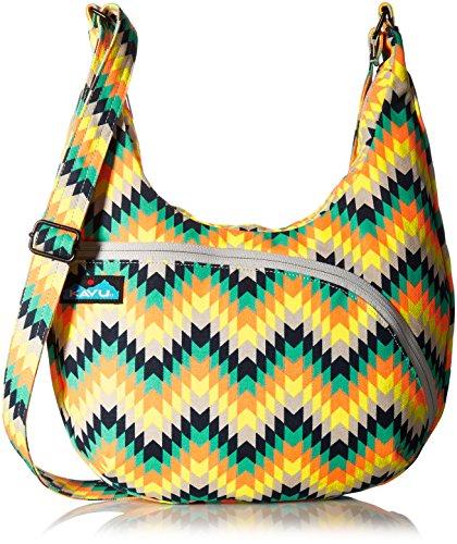 KAVU Sydney Satchel Backpack, Cactus Bloom, One Size