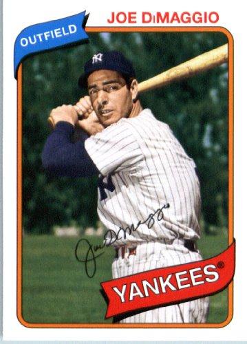 Joe Dimaggio Memorabilia - 2012 Topps Archives Baseball Card IN SCREWDOWN CASE #138 Joe DiMaggio ENCASED