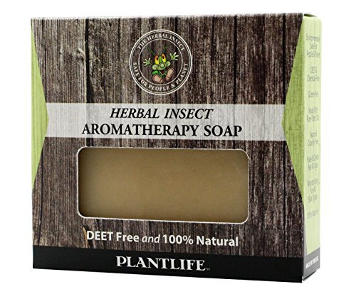 Plantlife Herbal Insect Aromatherapy Soap 113g - 4 oz