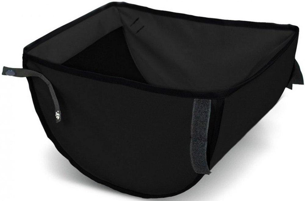 Out 'n' About Nipper Single Storage Basket (Black) OutnAbout onaBASK-01RBv3
