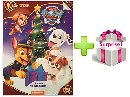 official Christmas 2018 advent calendar PAW PATROL + gift surprise (EXCLUSIVE) MadeInAngleterre