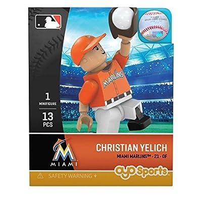 Christian Yelich OYO MLB Miami Marlins G5 Generation 5 Mini Figure