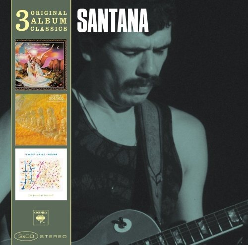 Santana - 3cd Original Album Classics - Zortam Music