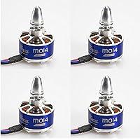 4pcs Dynam Tomcat M0141 TC-M-4614-1-KV410 brushless outrunner motor for RC multicopter