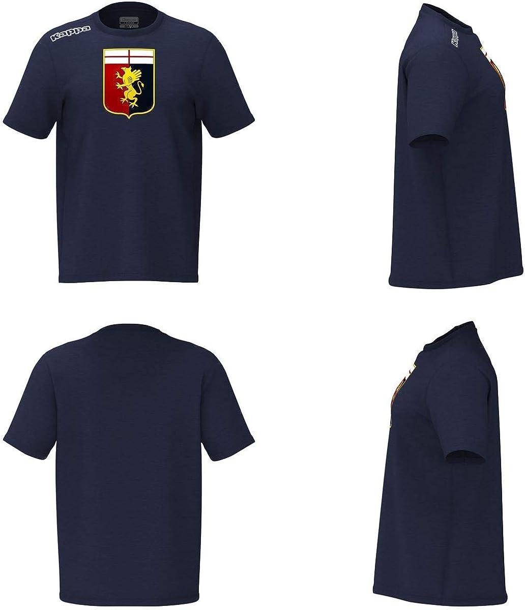Kappa T-Shirt Logo Genoa Grande 14 Anni