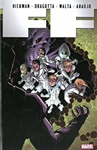 FF by Jonathan Hickman - Volume 4 (Ff (Future Foundation)(Quality Paperback)) (Paperback)