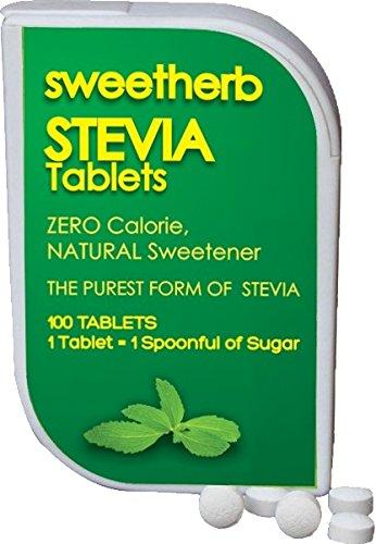 Sweetherb Stevia Sugarfree – 100 Tablets