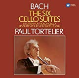 Bach: Cello Suites By Johann Sebastian Bach (Composer),,Paul Tortelier (Performer) (2004-08-02)