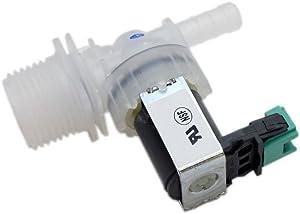 Bosch 00637572 Dishwasher Water Inlet Valve Genuine Original Equipment Manufacturer (OEM) Part