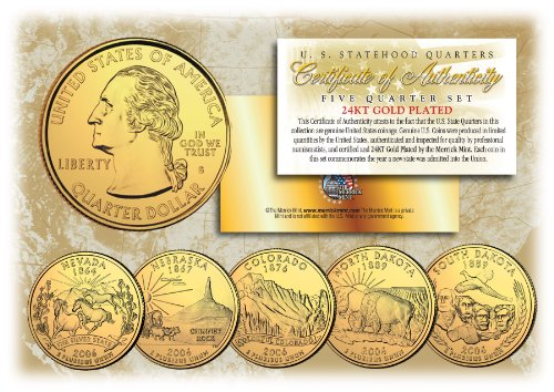 2006 24k Gold Plated - 8