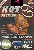 GENUINE SUPER CHARGED HOT 69 - RED LIPS LIMITED EDITION FOR A NIGHT YOU'LL NEVER FORGET AND WILL LEAVE YOUR PARTNER BEGGING FOR MORE PLUS LOVE POTION EXCLUSIVE PEN (3)