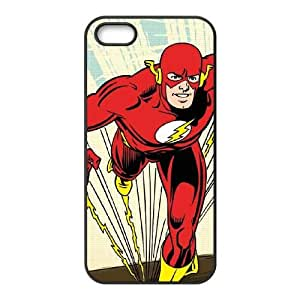 iPhone 5 5s Cell Phone Case Black Flash Sprint SP4144425