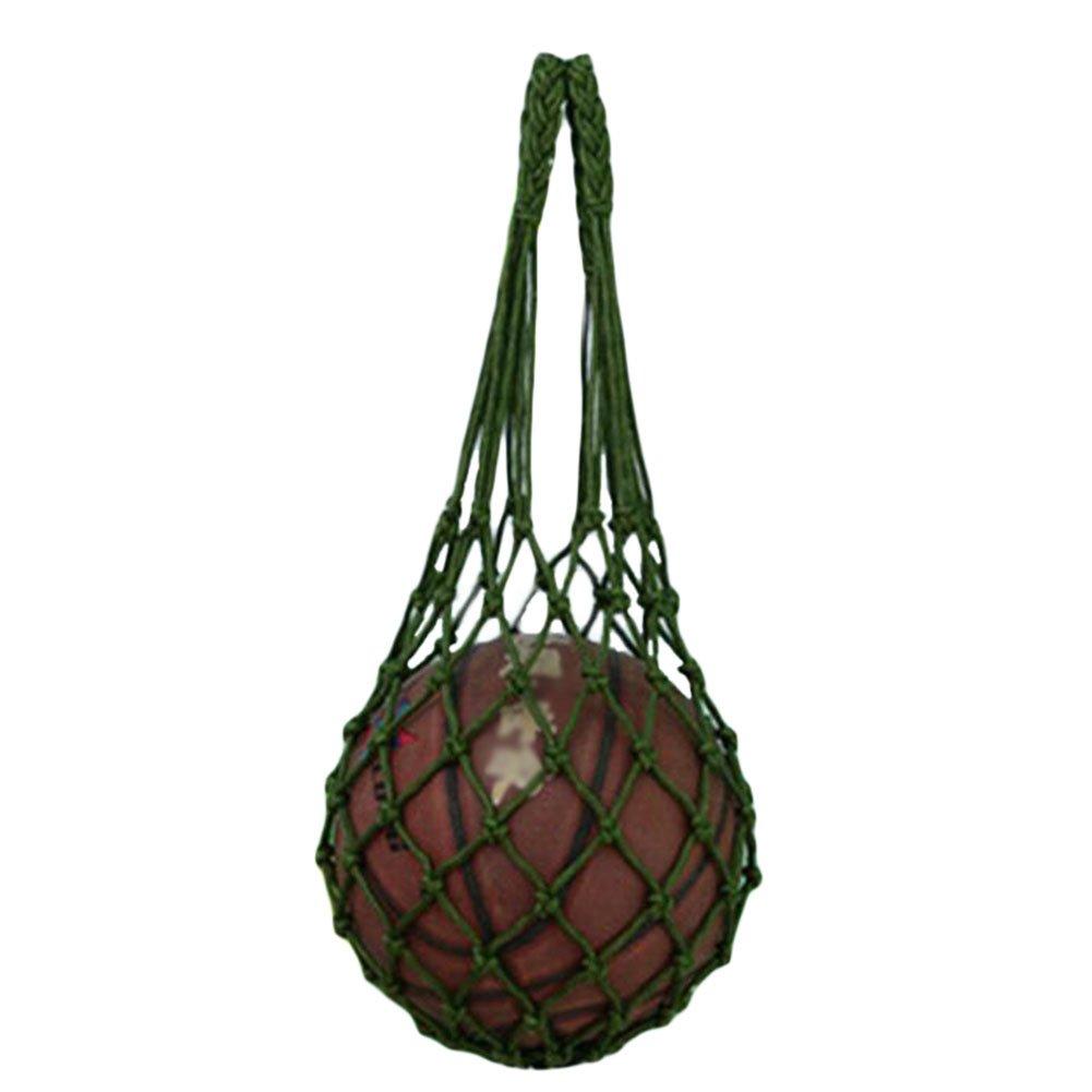 Black Temptation Basketball Fu/ßball Tasche Volleyball Hand Tragen Training Bag 70cm Gr/ün