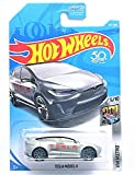 Hot Wheels 2018 50th Anniversary HW Metro Tesla Model X 247/365, Silver